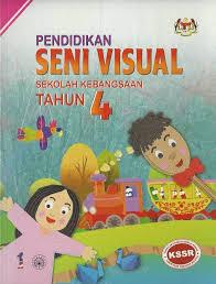Buku Teks Pendidikan Seni Visual Tahun 4 Sk Syabab Online Bookstore